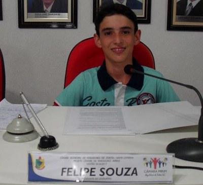 Felipe Souza - Presidente