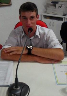 Gabriel Pereira - Vice Presidente