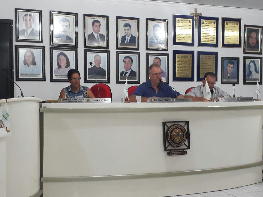 Câmara de Zortéa tem novo presidente