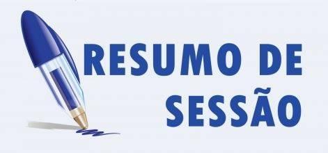 Sessão Ordinária de 17 de abril de 2018